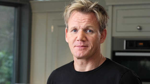 Gordon Ramsay teaches viewers how to cook simple, tasty, amazing food every day, for breakfast, lunch and dinner