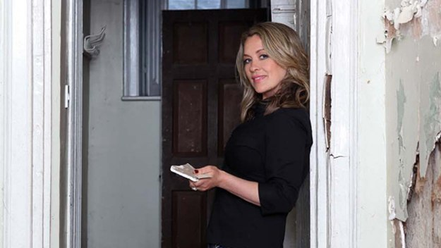 Sarah Beeny rescues families who have serious problems with their properties