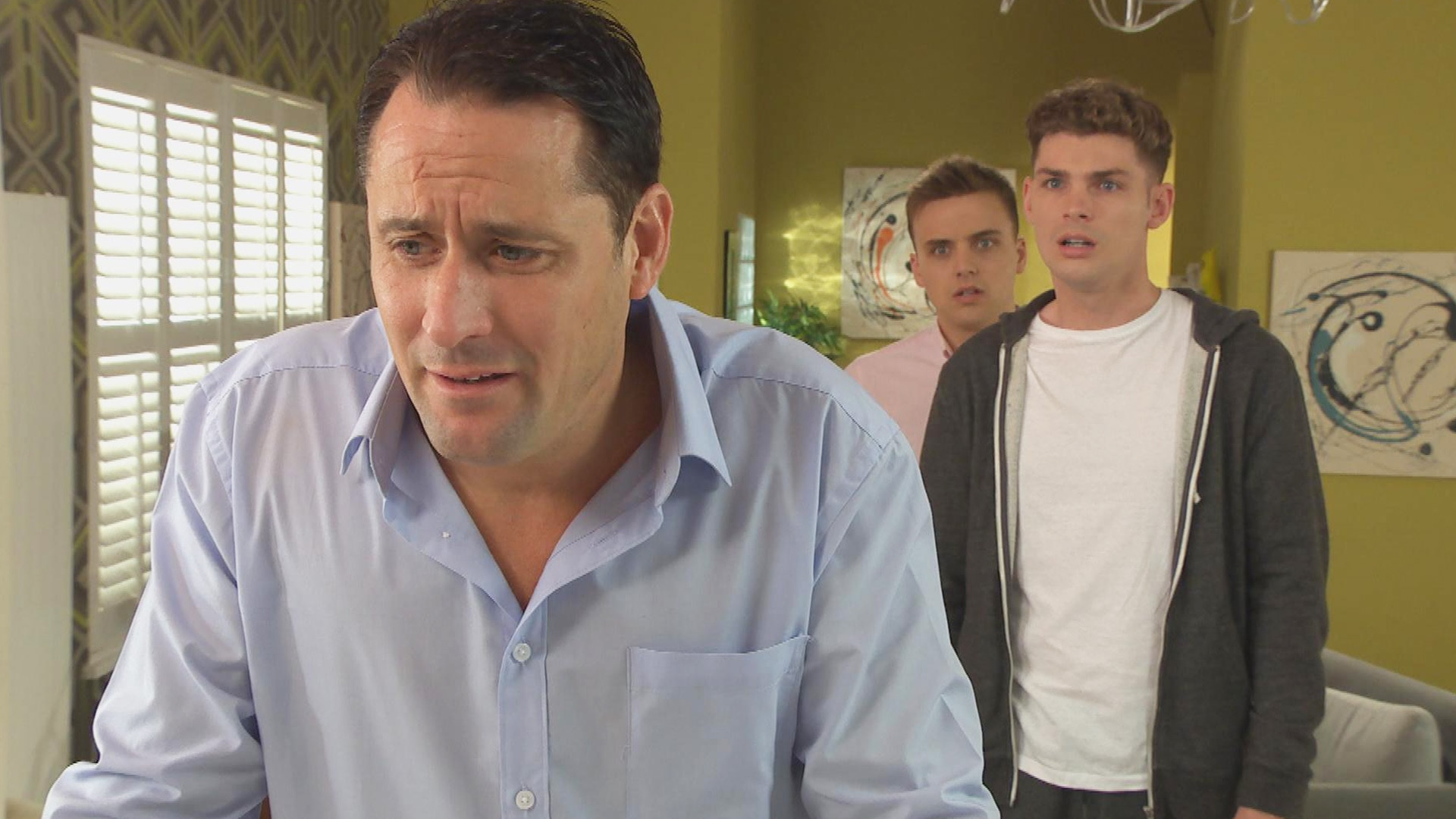Hollyoaks - Next On Tv: Tue 10 Oct, 6.30pm