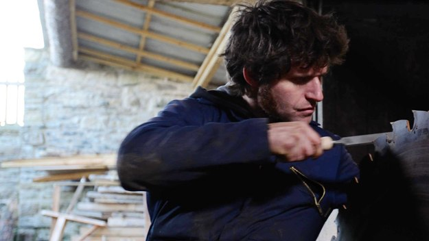 Guy Martin celebrates the workers of the Industrial Revolution by helping to restore some of the 19th century's most impressive engineering achievements