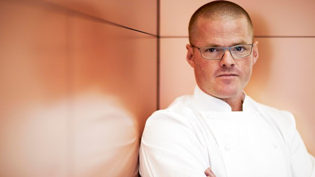 Heston Blumenthal takes off his chef whites and steps into a domestic kitchen to show viewers how to inject some Heston-style magic into homemade cooking