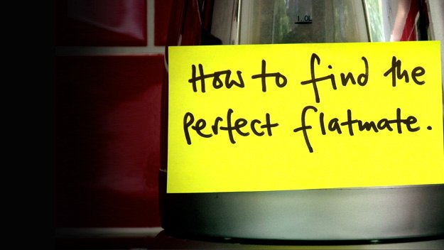 How to Find the Perfect Flatmate