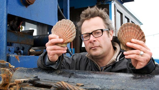 Hugh Fearnley-Whittingstall leaves the comfort of River Cottage to change the way we fish, both here and abroad
