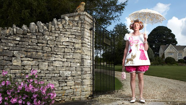 Artist Grayson Perry explores British tastes, using his discoveries as inspiration for a work of art