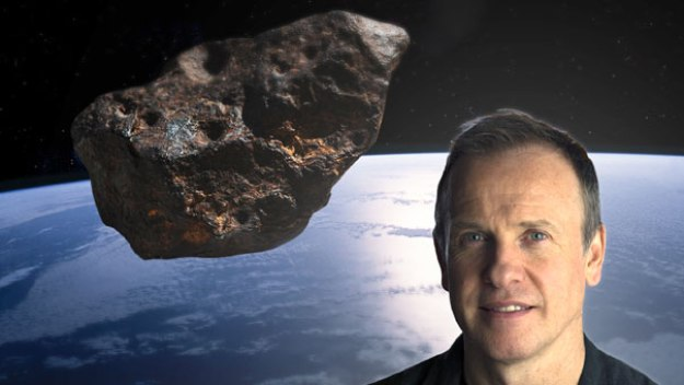 In the Future Asteroids Will Save Earth