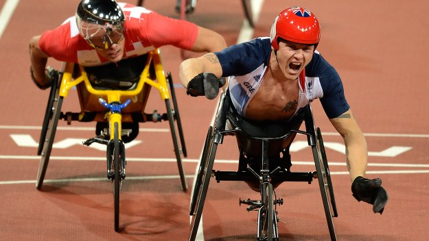 IPC Athletics World Championships        Episode Guide   All