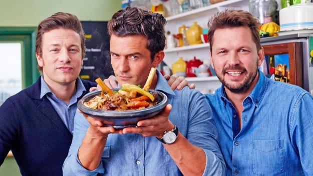 Episode 1 - Orlando Bloom, Asian Parcels and the Sausage