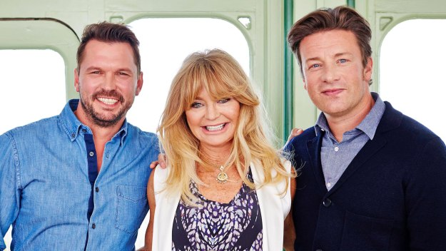 Episode 2 - Goldie Hawn, Slow Lamb and Smoked Salmon