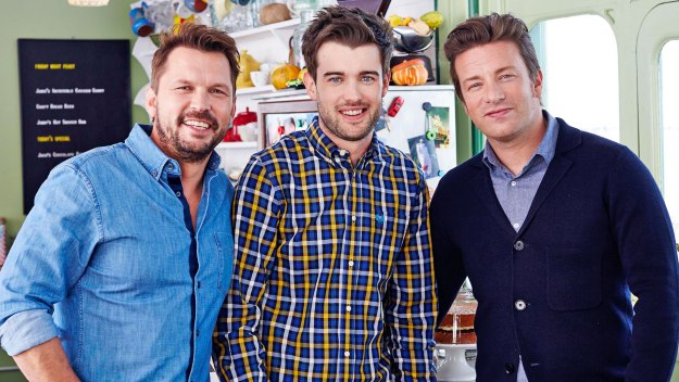 Episode 4 - Jack Whitehall, Chocolate Pizza and Chicken Curry