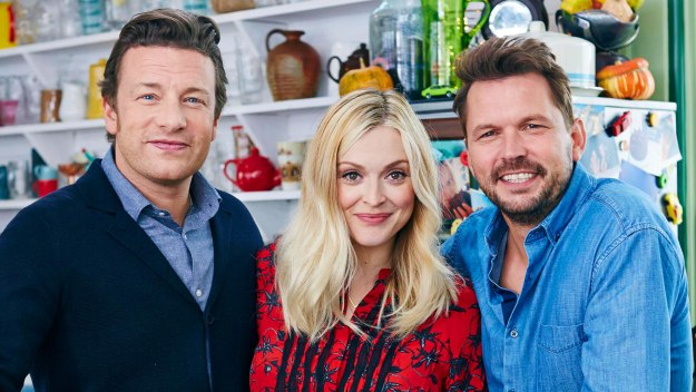 Episode 5 - Fearne Cotton, Fish Tacos and Epic Gumbo