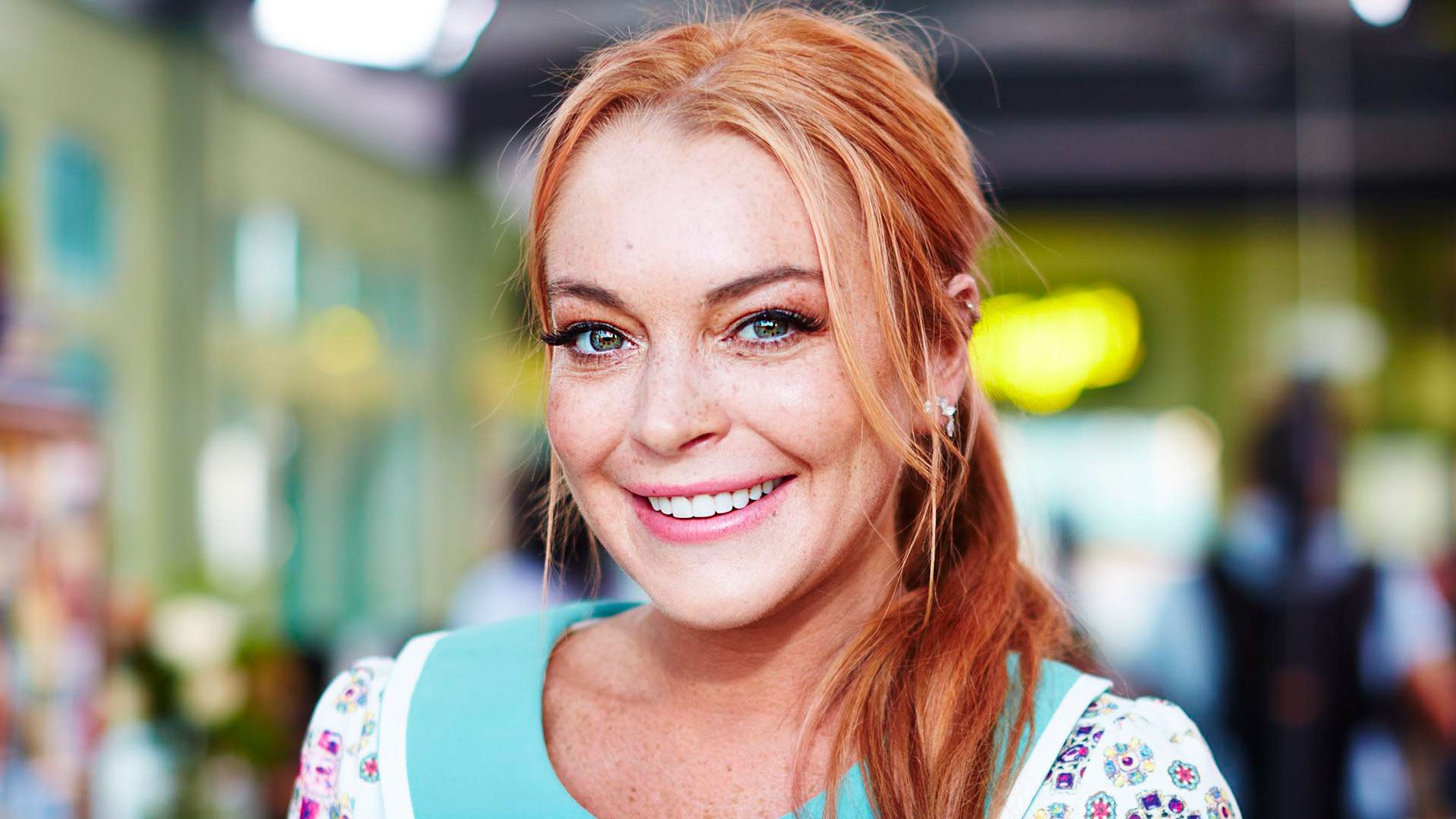Lindsay Lohan, Venison, Spear Fishing
