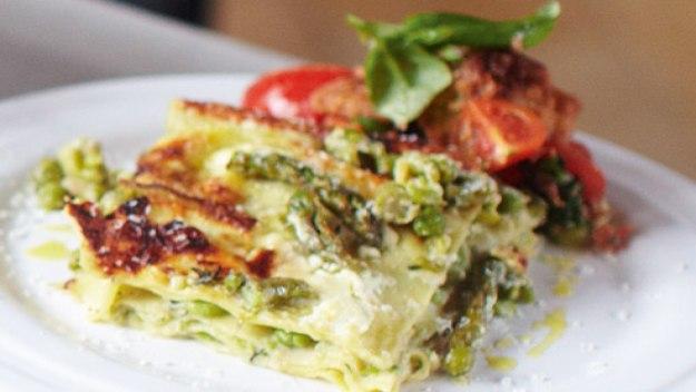 Episode 16 - Summer Veg Lasagne