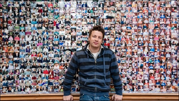 Jamie Oliver tackles unhealthy eating in America. But can the straight-talking tactics he used with British school meals work in a country with a very different food culture?
