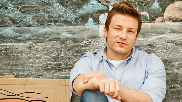 Jamie Oliver shows how you don't need a massive budget to make great, delicious food