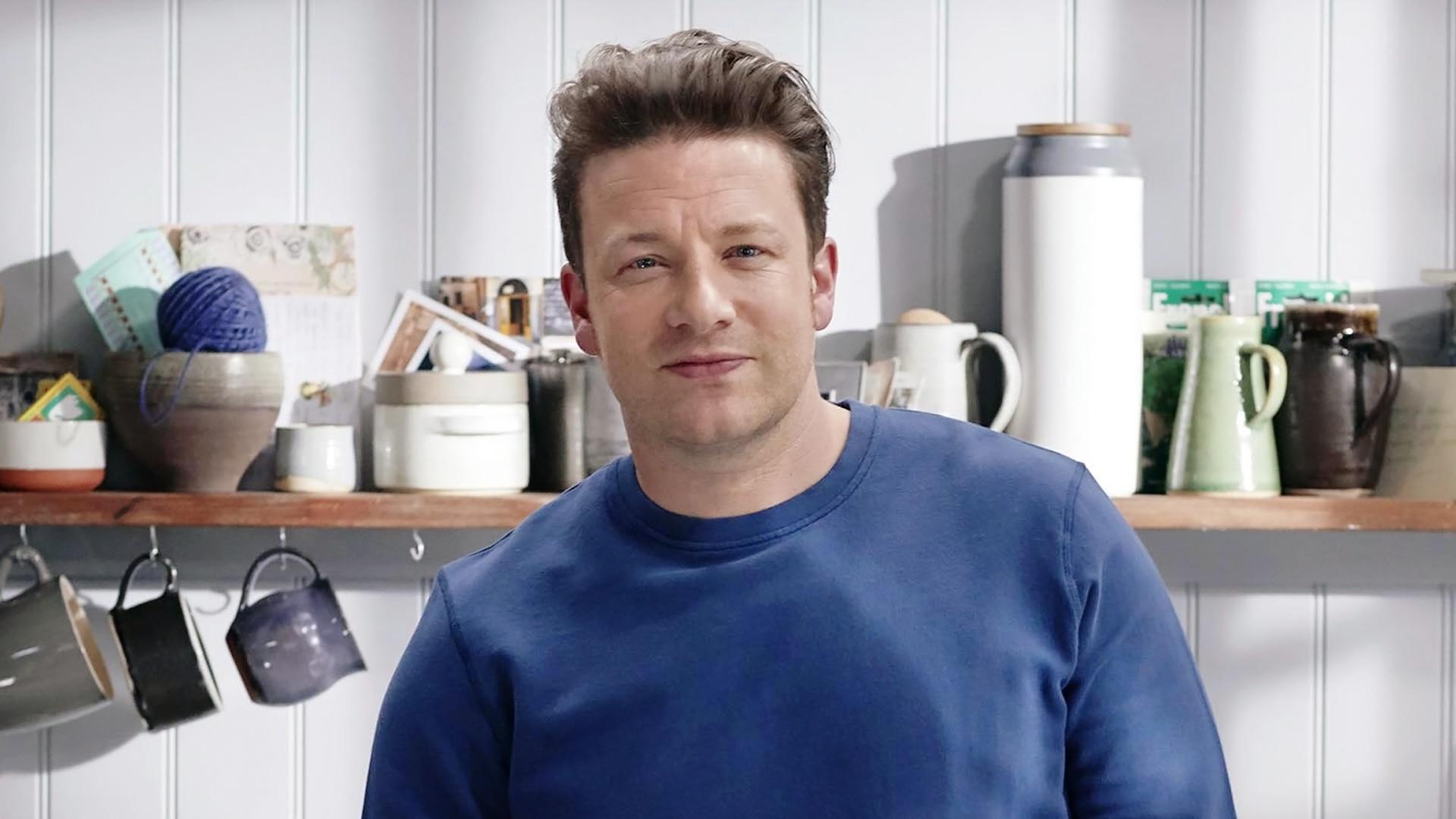 Jamie's Quick & Easy Food - Episode 8