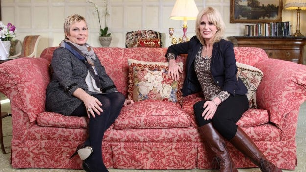 Jennifer Saunders: Laughing at the 90s