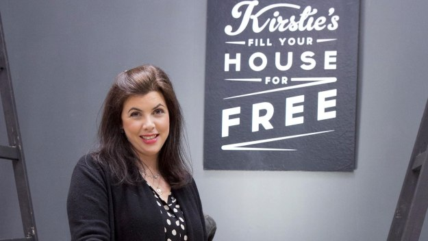Episode 7 - Kirstie's Fill Your House for Free