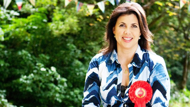 Queen of the homemade home Kirstie Allsopp returns with a series that really tests her mettle as a craftswoman