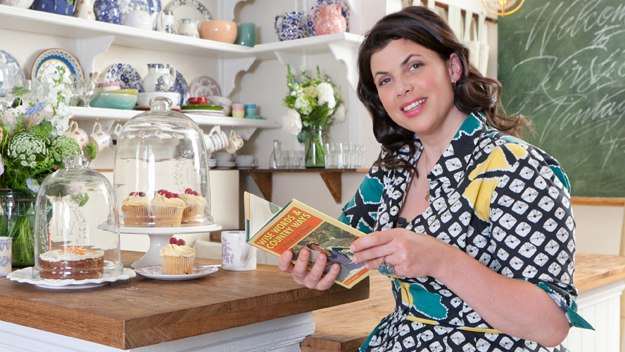 Kirstie Allsopp uses vintage style to transform unloved houses into beautiful homes