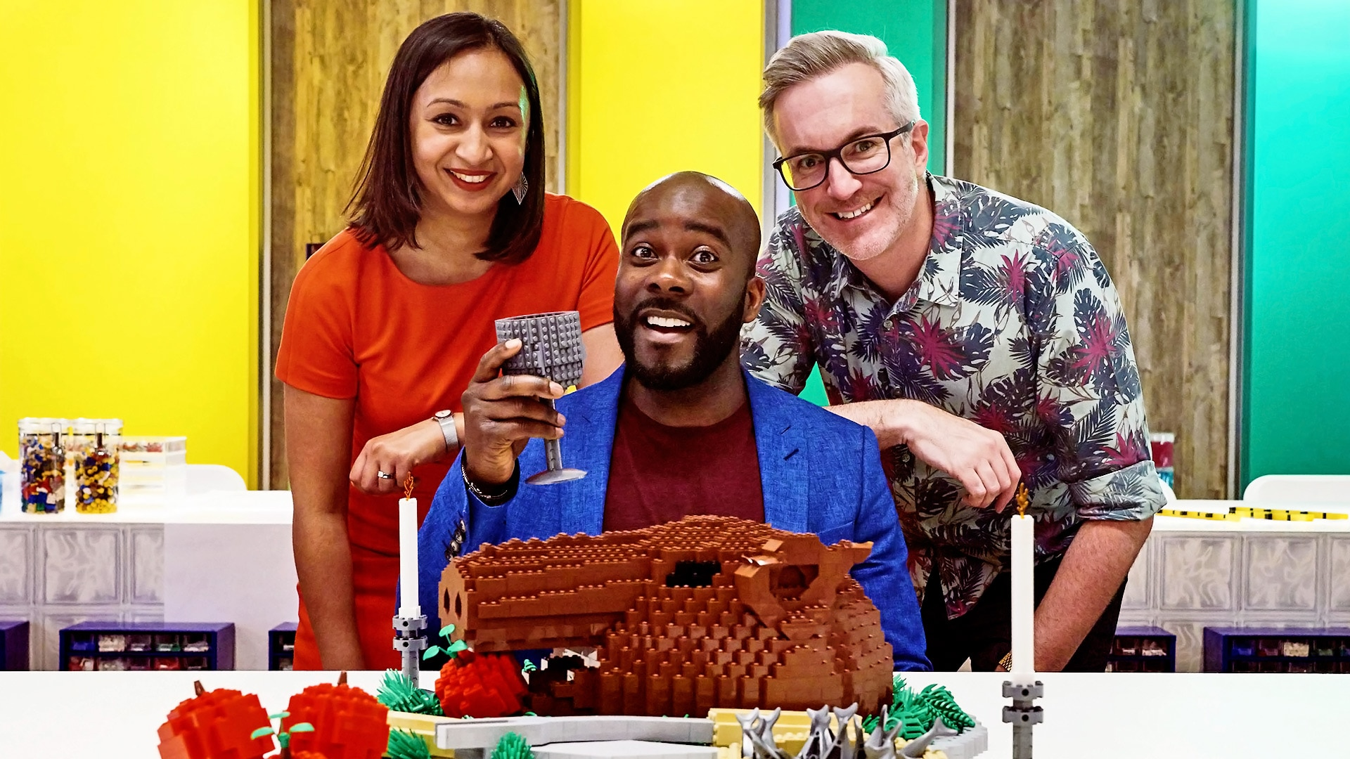 Inside Lego at Christmas - On Demand - All 4