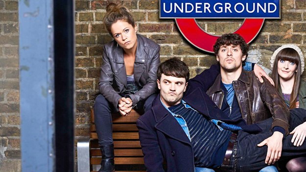 Comedy series following the antics of four Northern Irish twenty-somethings living in London, also starring Ardal O'Hanlon