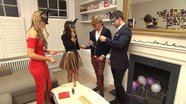 Made in Chelsea Does Come Dine with Me