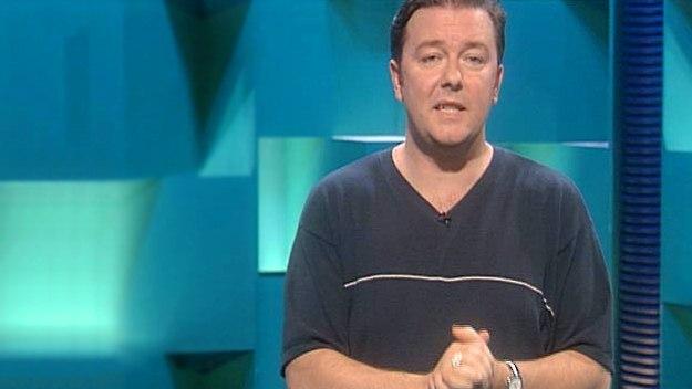 Meet Ricky Gervais