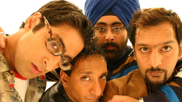 Written by Hardeep Singh Kohli, Meet the Magoons is the story of a group of mates for whom ketchup, chaos, country slices, tandooris, turbans and transvestites are all in a day's work
