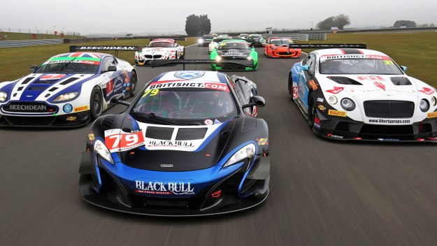 Top racing action from British GT, VW Racing Cup, Caterham Motorsport, Ginetta and more