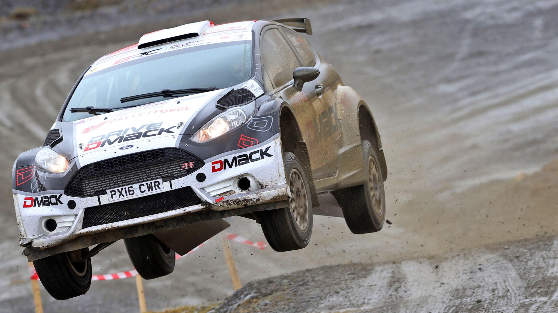 British Rally Championship - Circuit of Ireland