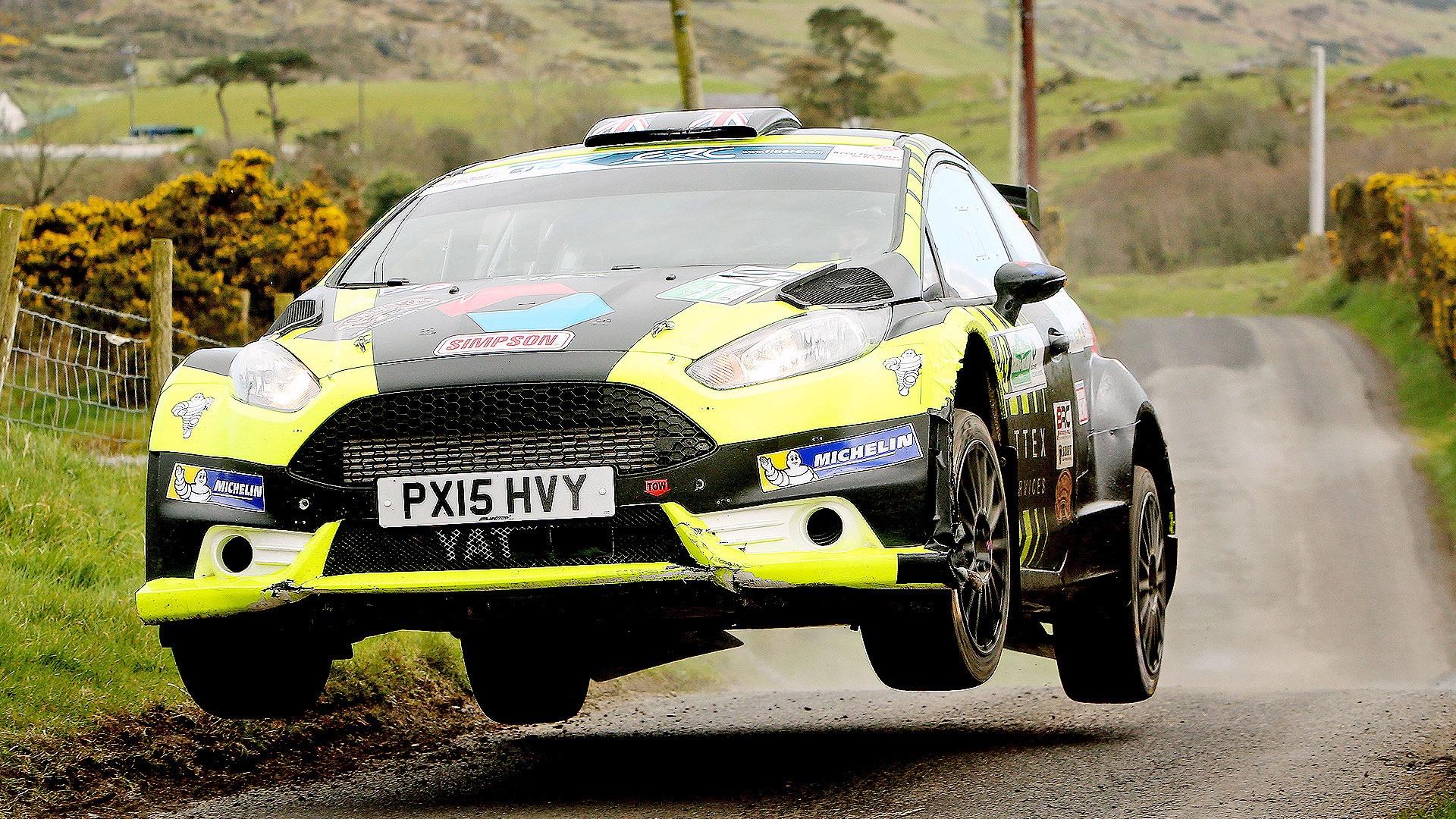 British Rally Championship - Pirelli Carlisle