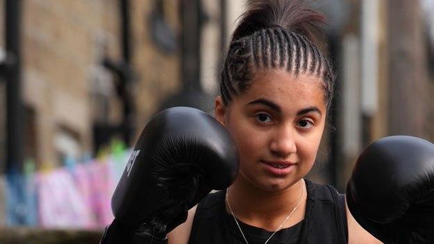 Ambreen: The Girl Boxer