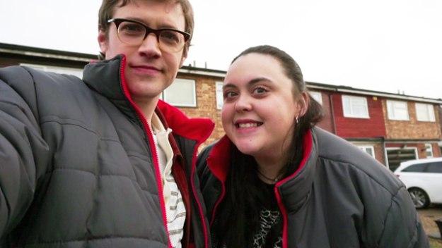 Dan's Vlog: Back on Set with the Gang