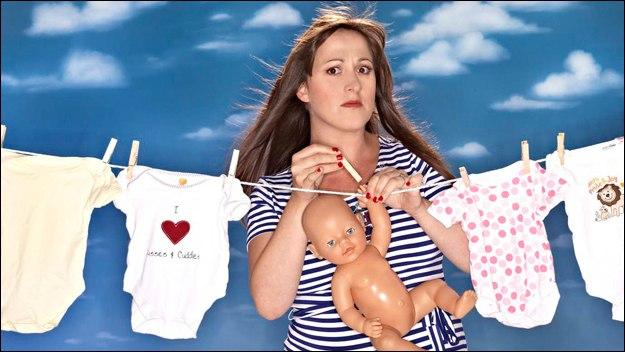 Natalie Cassidy: Becoming Mum