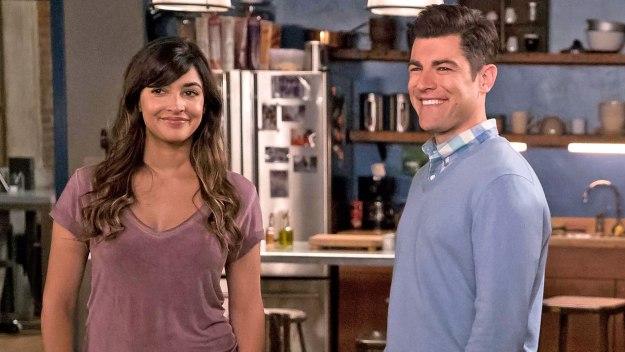 New Girl: Cece and Schmidt