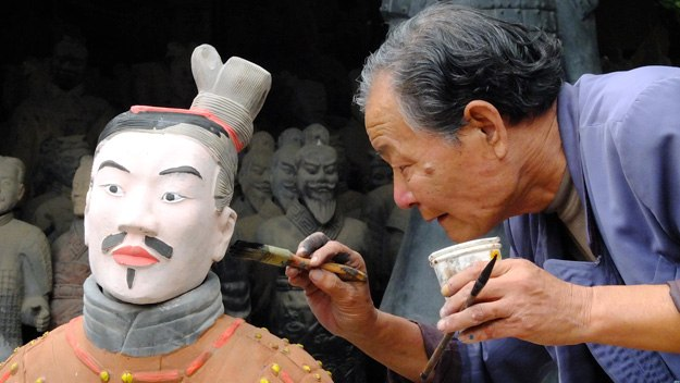 Secrets of the Terracotta Warriors