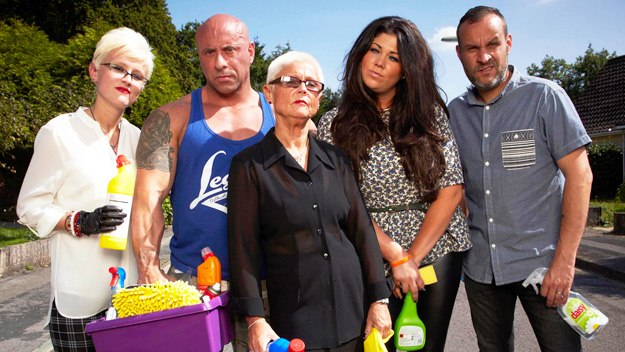 Series 2: Lesley, Tuesday & Sonia and Vinny & Robin