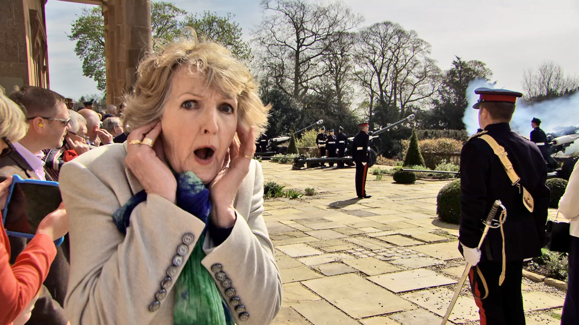 penelope keith and rodney timson