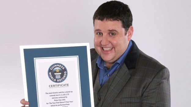 A unique look behind the scenes of Peter Kay's Guinness World Record-breaking 18 month tour where he performs to over 1.2 million people
