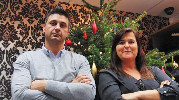 Posh Pawn at Christmas