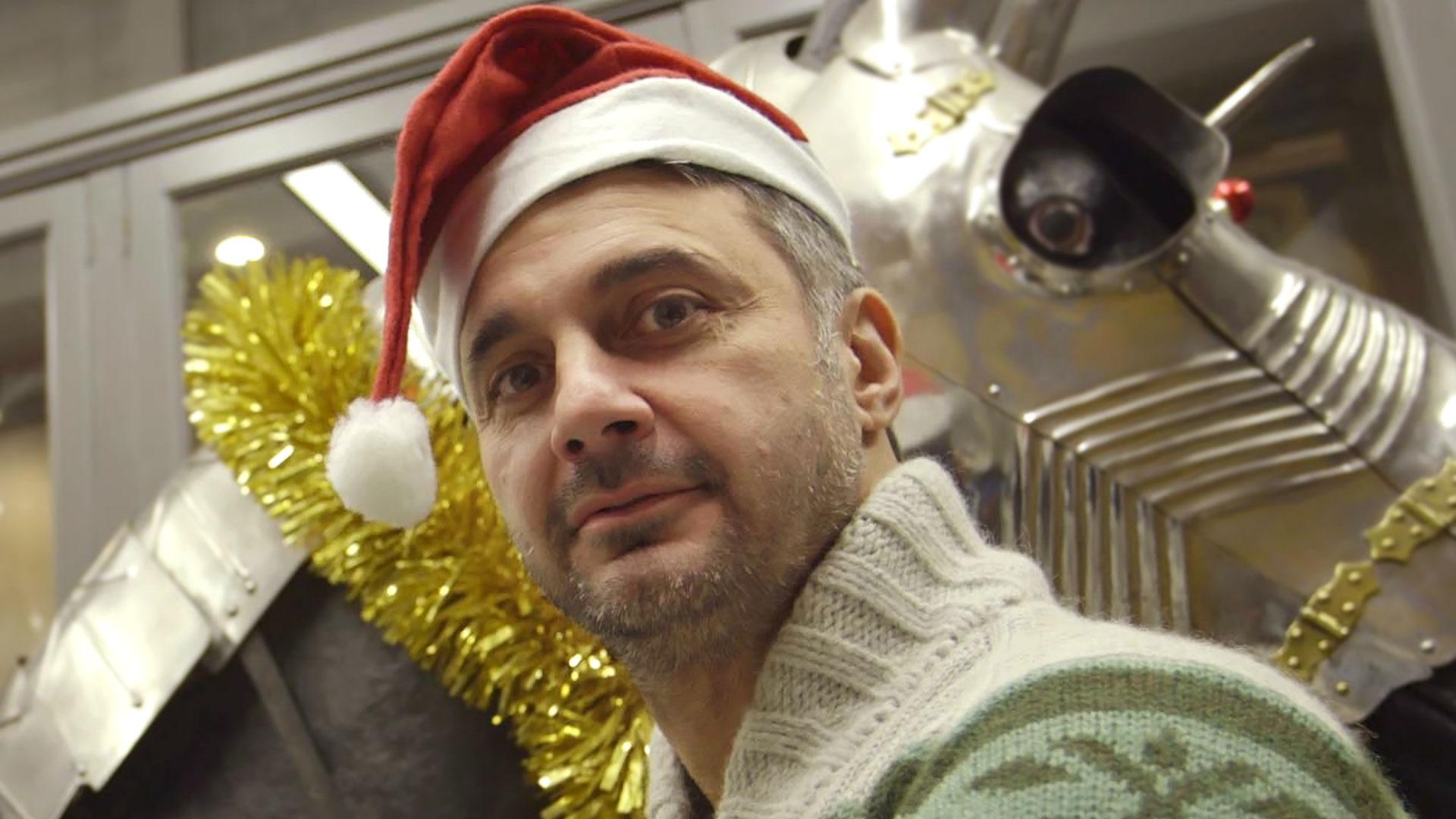 Posh Pawn at Christmas