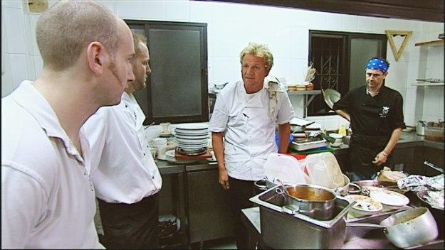 Ramsays Kitchen Nightmares All 4