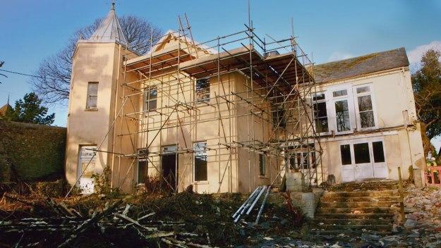 Belmont House, Hougoumont Farm and Lancaster