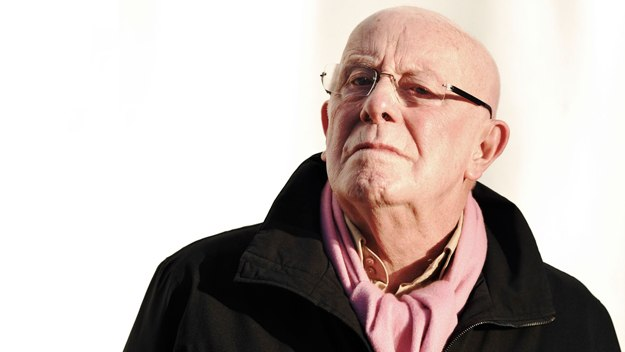 Richard Wilson on Hold