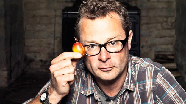 Hugh Fearnley-Whittingstall wants to sow the seeds of change and revolutionise the way we use fruit in Britain