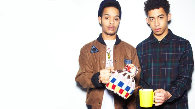 Rizzle Kicks: Live and Typical