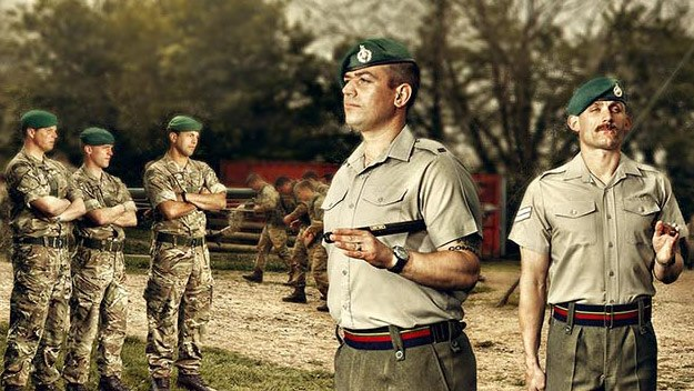 Behind the scenes of one of the most arduous basic military training programmes in the world