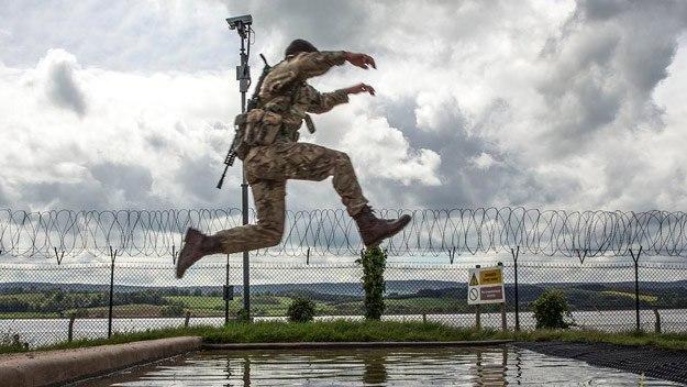 Royal Marines Commando School