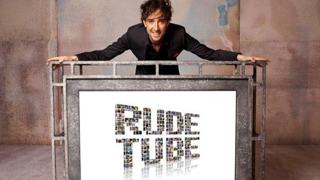 Rude Tube: Alex Zane