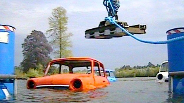 Episode 6 - Car Fishing